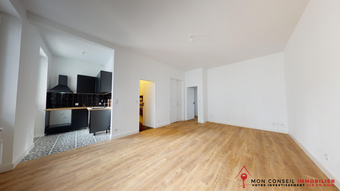 99 rue terrusse, Marseille, 13005, 2 Bedrooms Bedrooms, 3 Rooms Rooms,1 la Salle de bainBathrooms,Appartement,A vendre,1,1016